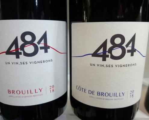 Cuvée 484 Terre des Brouilly