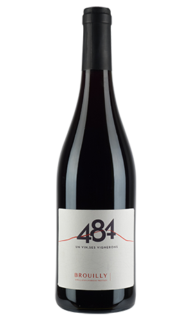 Cuvée 484 Brouilly bouteille
