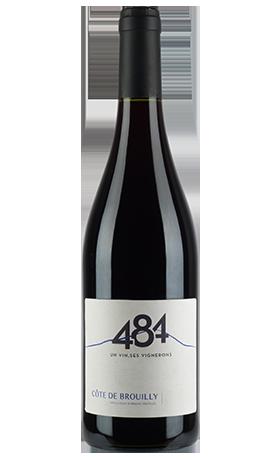 Cuvée 484 Côte de Brouilly bouteille